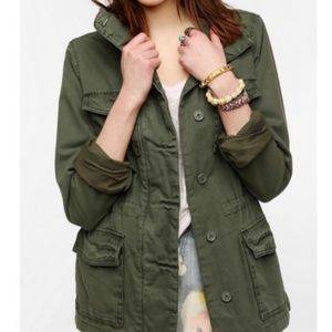 Urban Outfitters ecote Military Jacket